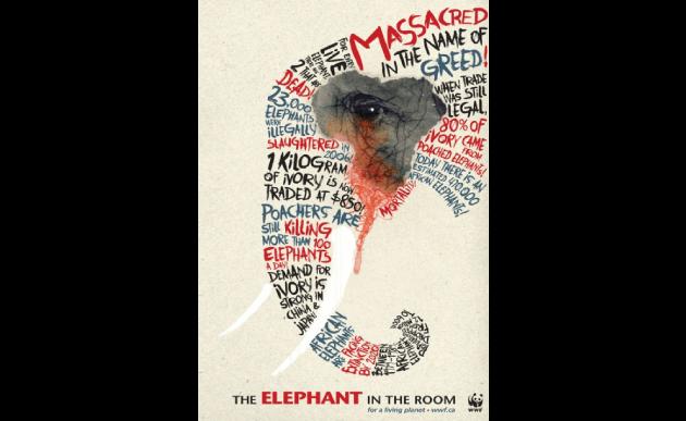 Afis Elefant